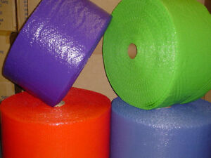900 x12 x3 16 purple Bubble Wrap Bubblewrap Roll Small Bubbles 4 225ft Rolls