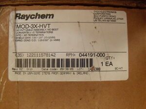 Raychem Mod 3x hvt Power Cable Termination Kit