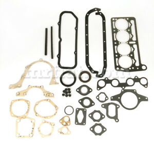 Fiat 127 Engine Gasket Set New