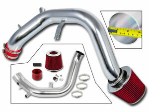 Bcp Red 04 08 Acura Tsx 2 4l Cold Air Intake System Filter