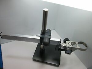 Microscope Boom Stand Racking Vertical Post 18 Horizontal Pole 18 Heavy Duty