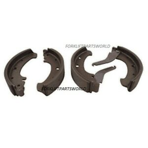 Clark Forklift Brake Shoe Kit Parts 61 Model Gcs Gps gcx gpx