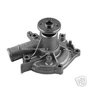 Clark Forklift Water Pump 230 New 4g63 4g64 Mitsubishi Engine
