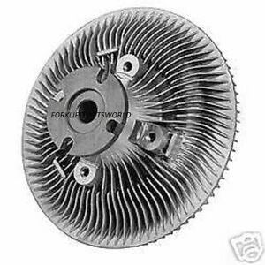 Clark Forklift Fan Clutch Parts 2354544 C500 685 915