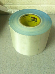 3m Thermosetable Glass Cloth Tape 3650 White 5 In X 60 Yd