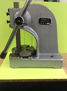 Dental Handpiece arbor Press 1 2 Ton