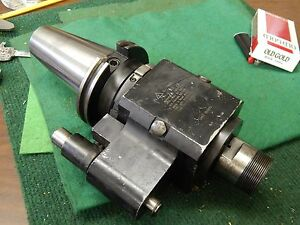 Tapmatic Tension Tapping Head Er32 Collet Chuck Rd ic 85 Cat50 Shank