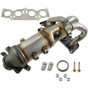 Exhaust Manifold Catalytic Converter Install Kit For Pontiac Toyota New