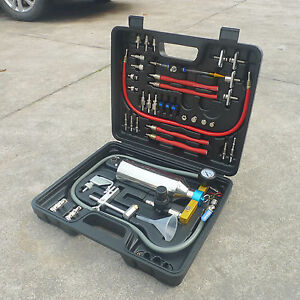Gasoline System Non dismantle Cleaner Fuel Injector Cleaner Tester System Kit