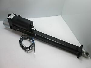 New Thomson Tn2h 31 5b 18 mf1 fs db bs24 q Electric Cylinder Actuator 160v 2a