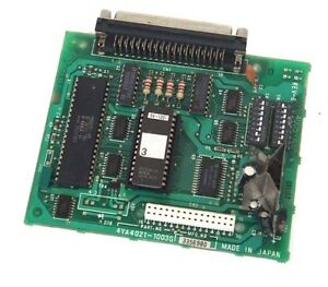 Okidata 4ya4021 1003g Serial Interface Board 2pu4005 1005