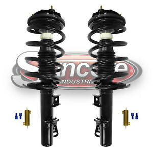 1995 2002 Lincoln Continental Front Air Suspension To Quick Strut Conversion Kit
