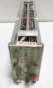 Tektronix Dual Time Base Module 7b53a