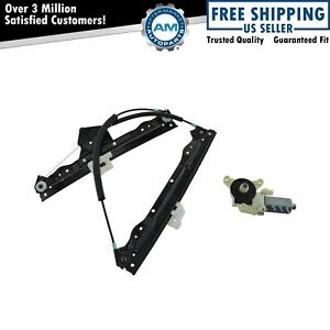 Power Window Regulator Motor Front Driver Side Left Lh For Sebring 200 Avenger