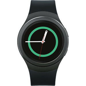 Samsung Gear S2 Smartwatch for Android Phones (Dark Gray) SM-R7200ZKAXAR