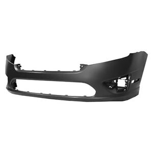 For Ford Fusion 2010 2012 Replace Fo1000650r Remanufactured Front Bumper Cover