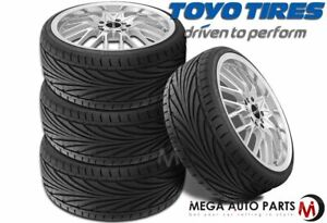 4 New Toyo Proxes T1r 195 45r15 78v Stylish Ultra High Performance Tires
