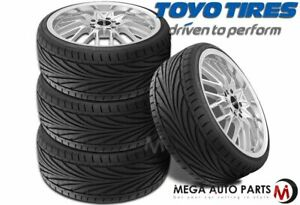 4 X New Toyo Proxes T1r 195 45r15 78v Stylish Ultra High Performance Tires