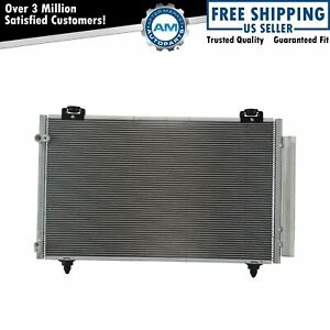 Ac Condenser A c Air Conditioning With Receiver Drier For Toyota Corolla Matrix