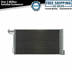 Ac Condenser A c Air Conditioning Direct Fit For 12 14 Ford Focus Brand New