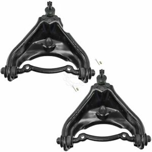 Upper Control Arm W Ball Joint Front Lh Rh Pair For Dodge Dakota Durango 2wd