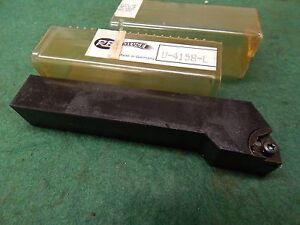 Komet 3 4 Shank Lathe Turning Tool Holder R b U 4159 l 1 New Insert