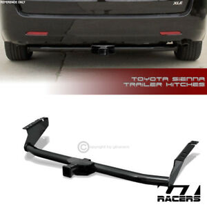 Class 3 Trailer Hitch Receiver Rear Bumper Towing 2 For 2004 2018 Toyota Sienna