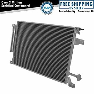 Ac Condenser A c Air Conditioning With Receiver Drier For Ford Mustang New