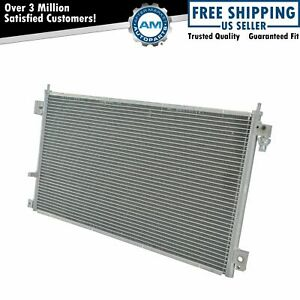 Ac Condenser A c Air Conditioning For Honda Accord Sedan New
