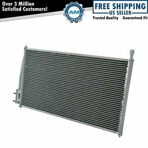 Ac Condenser A c Air Conditioning Direct Fit For 05 07 Ford Focus Brand New