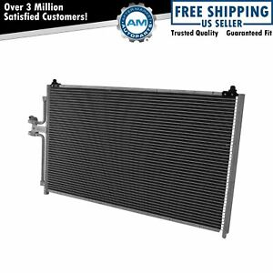 Ac Condenser A c Air Conditioning Direct Fit For Ford Escape Mariner Tribute New