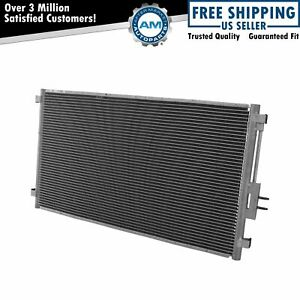 Ac Condenser A c Air Conditioning Direct Fit For Dodge Chrysler Mini Van New