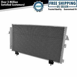 Ac Condenser A C Air Conditioning With Receiver Drier For Toyota Rav 4 Suv New