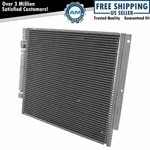 Ac Condenser A c Air Conditioning Direct Fit For Gmc Chevy Isuzu Pickup Truck