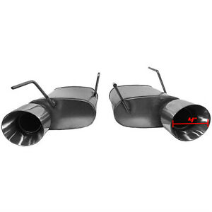 Performace Mufflers Kit Fits Ford Mustang 2005 2009 Lh Rh