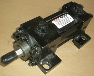 Pneumatic Cylinder Schrader Bellows Nc9 Ms2 0 150 Double Acting Cc2hc2 Cp1hp1