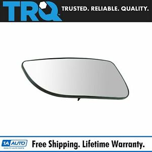 Towing Mirror Spotter Glass Lower Driver Side Left Lh For Ram Pickup Truck New