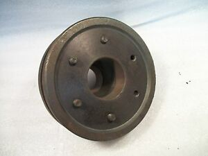 Grinding Wheel Mount Hub For 2 Max Thich X 5 Hole Grinding Wheel Weldon