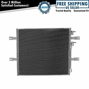 Ac Condenser A c Air Conditioning For Dodge Ram 2500 5500 Pickup Truck New