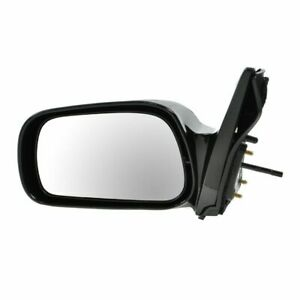 Manual Remote Side View Mirror Driver Left Lh For 03 08 Toyota Matrix