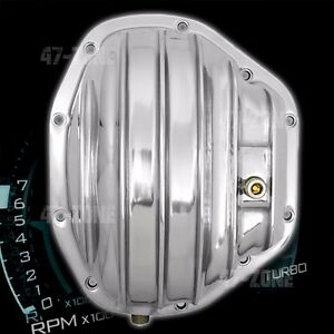 Aluminum Gm Ford Dodge Dana 80 Differential Cover 12 Rg 10 Bolt Polished
