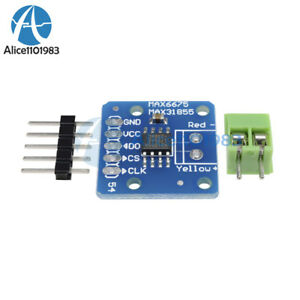 Max31855 K Type Thermocouple Breakout Board K type 200 c To 1350 c For Arduino