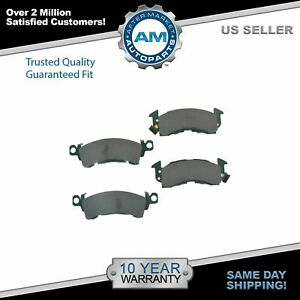 Nakamoto Premium Ceramic Brake Pad Front For Chevy Gmc Pickup Truck Full Size