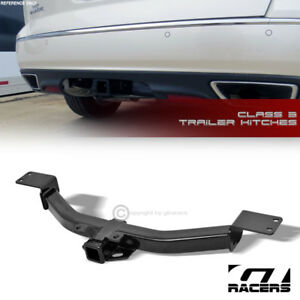 Class 3 Trailer Hitch Receiver Rear Bumper Tow 2 For 2008 2017 Enclave Traverse