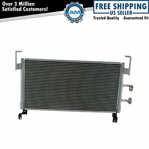 Ac Condenser A c Air Conditioning Direct Fit For Plymouth Dodge Neon 2 0l New