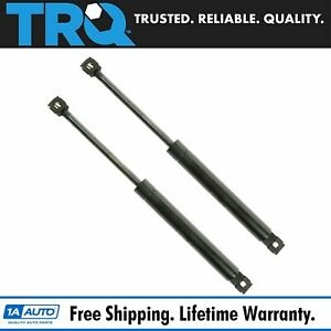 Trq Hood Lift Supports Struts Set For Chevy Buick Oldsmobile Pontiac Cadillac