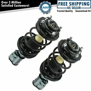 Front Complete Strut Spring Assembly Pair Lh Rh For Mazda Protege Protege5