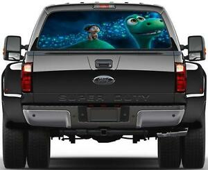 The Good Dinosaur Rear Window Decal Graphic Sticker Car Truck Suv Van 454
