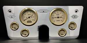 1967 1968 1969 1970 1971 1972 Chevy Truck Gauge Cluster Gold 5