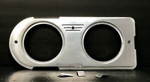 1948 1949 1950 Ford Truck 3 3 8 Quad Billet Dash Insert